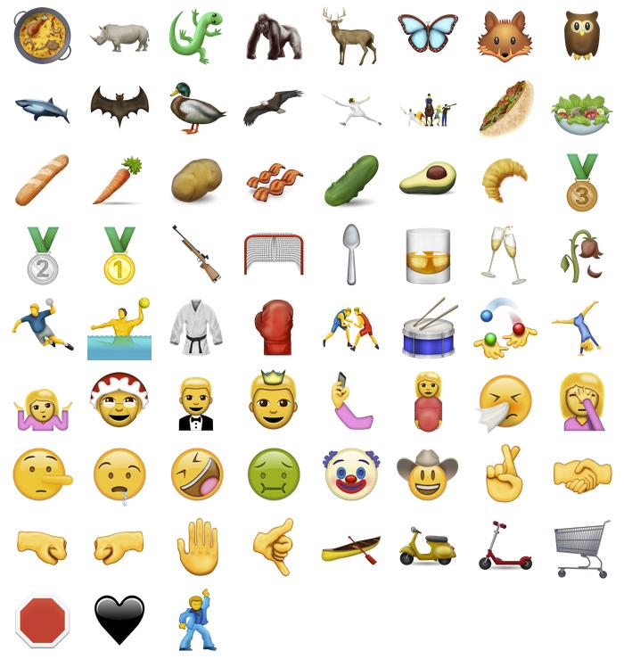 emojis Buen Rollo